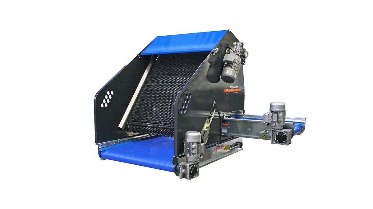 leaf separator