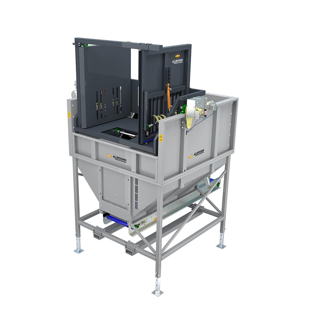 Storage Hopper Box tipper Combination SHB 180 3.5